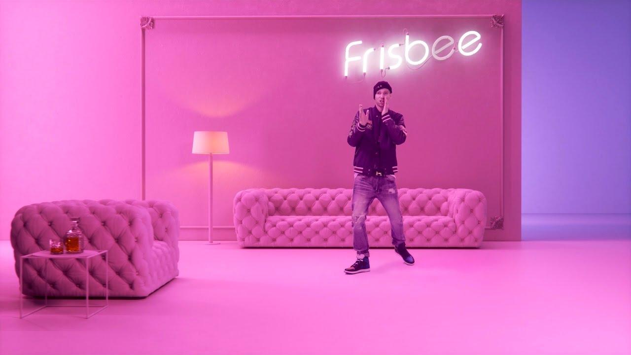 DJ Wich — Frisbee ft. Majk Spirit, Paulie Garand, ADiss (OFFICIAL VIDEO)