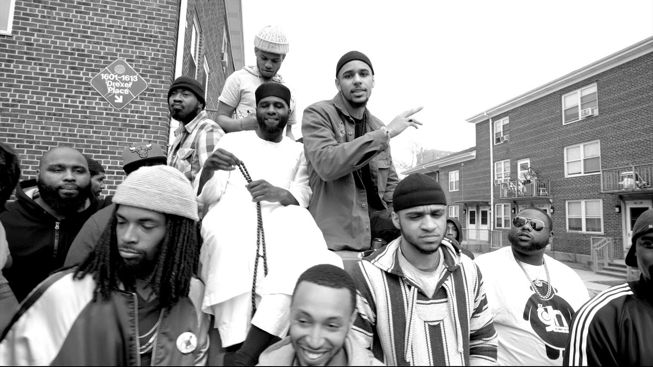 Khāled Siddīq & Ibn Ali Miller — «Round Here» (Official Video)