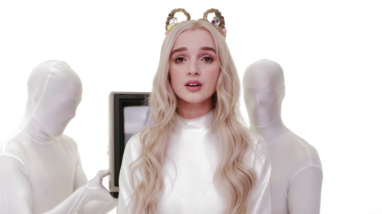 Poppy — Computer Boy (Official Video)