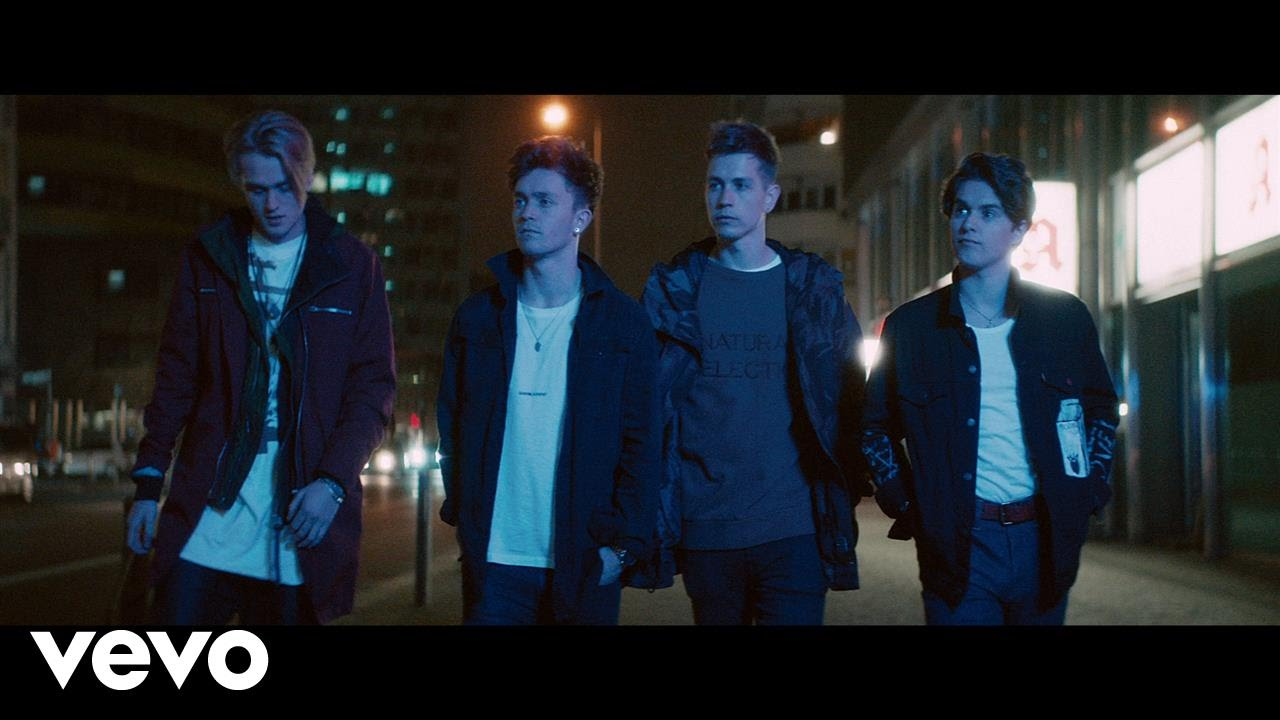 The Vamps, Martin Jensen — Middle Of The Night (Official Video)