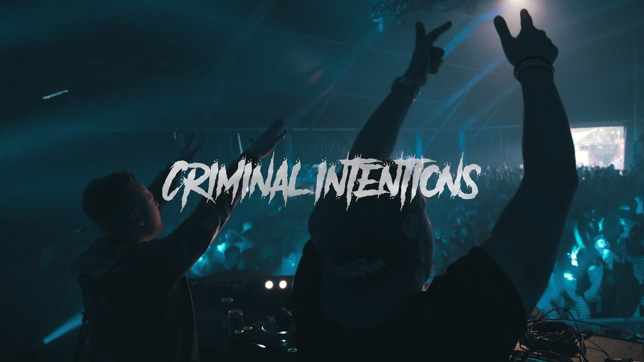 Hard Driver & Warface — Criminal Intentions (Official Video Clip)