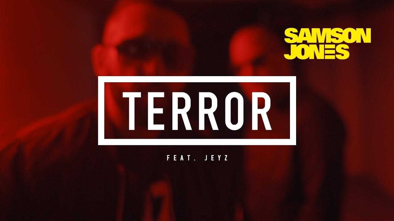 Samson Jones feat. Jeyz «Terror» (OFFICIAL VIDEO) — (prod by «Haleem»)