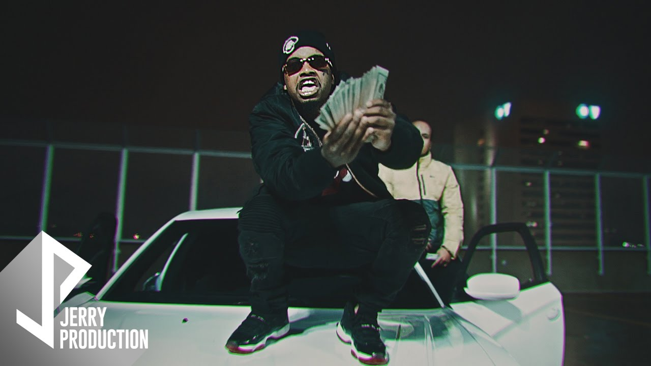 Rocaine — Just Another Day (Official Video) Shot by @JerryPHD
