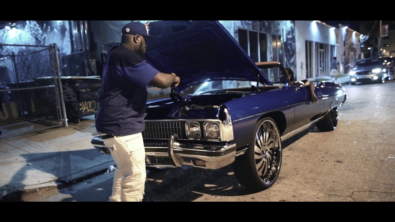 Rennie ft. Rick Ross — Pull Up (Official Video)