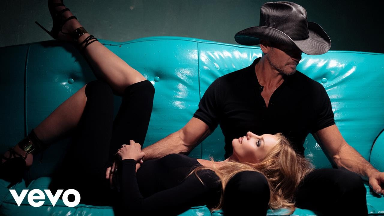 Tim McGraw, Faith Hill — Speak to a Girl