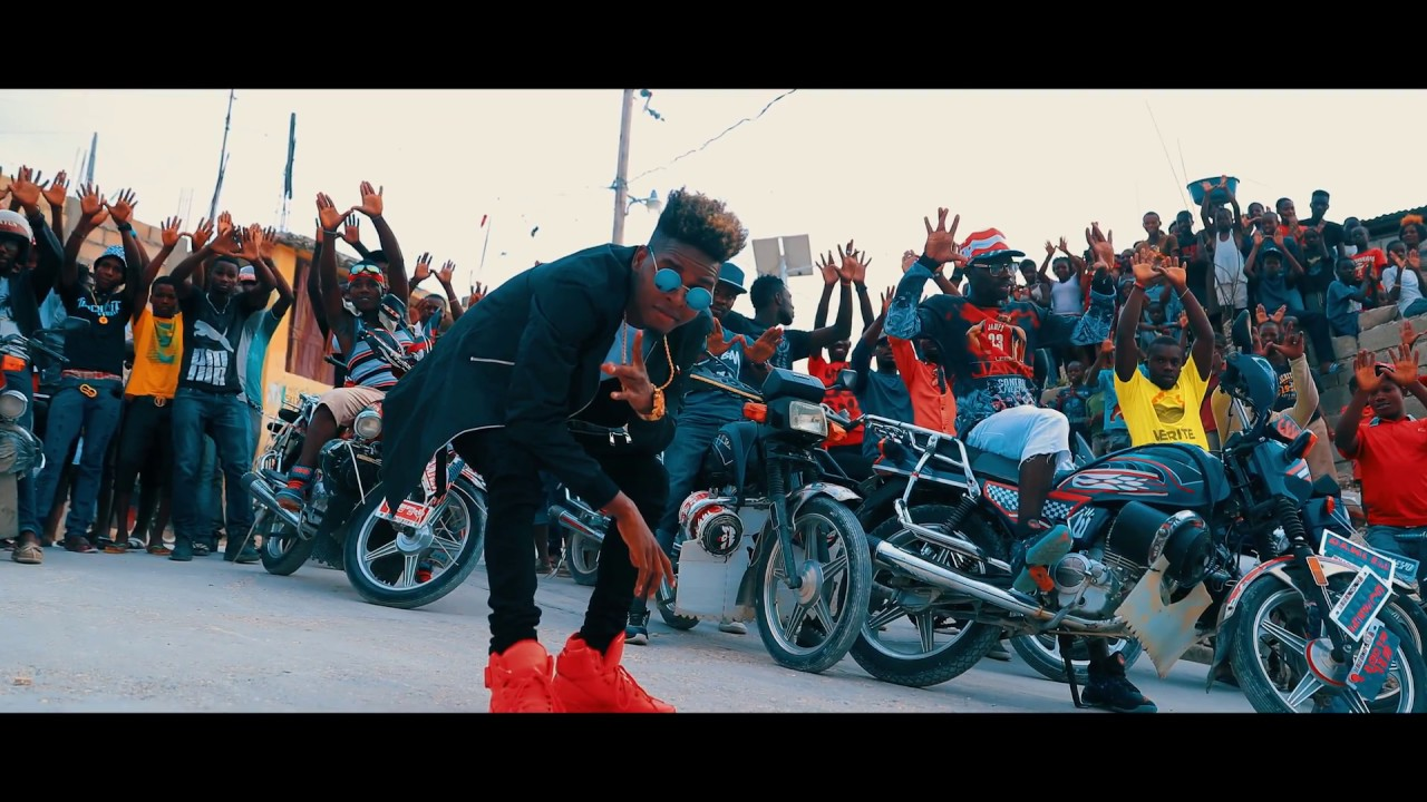 WENDYYY Feat MAGIC TOUCH _ LIVREZON ( Official Video )