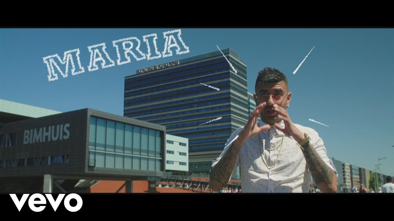 F1rstman — Maria (Prod. by Skyline) [Official Video]