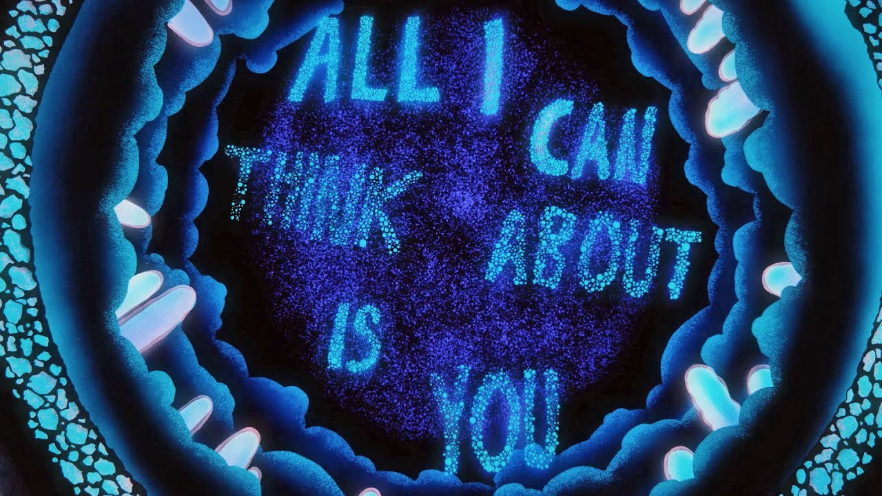 Coldplay — All I Can Think About Is You (Official Lyric Video)