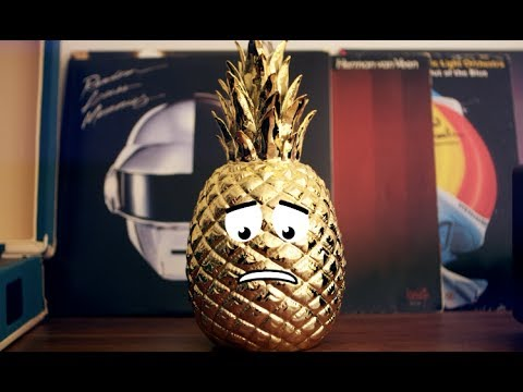 Jay Hardway — Golden Pineapple (Official Music Video)