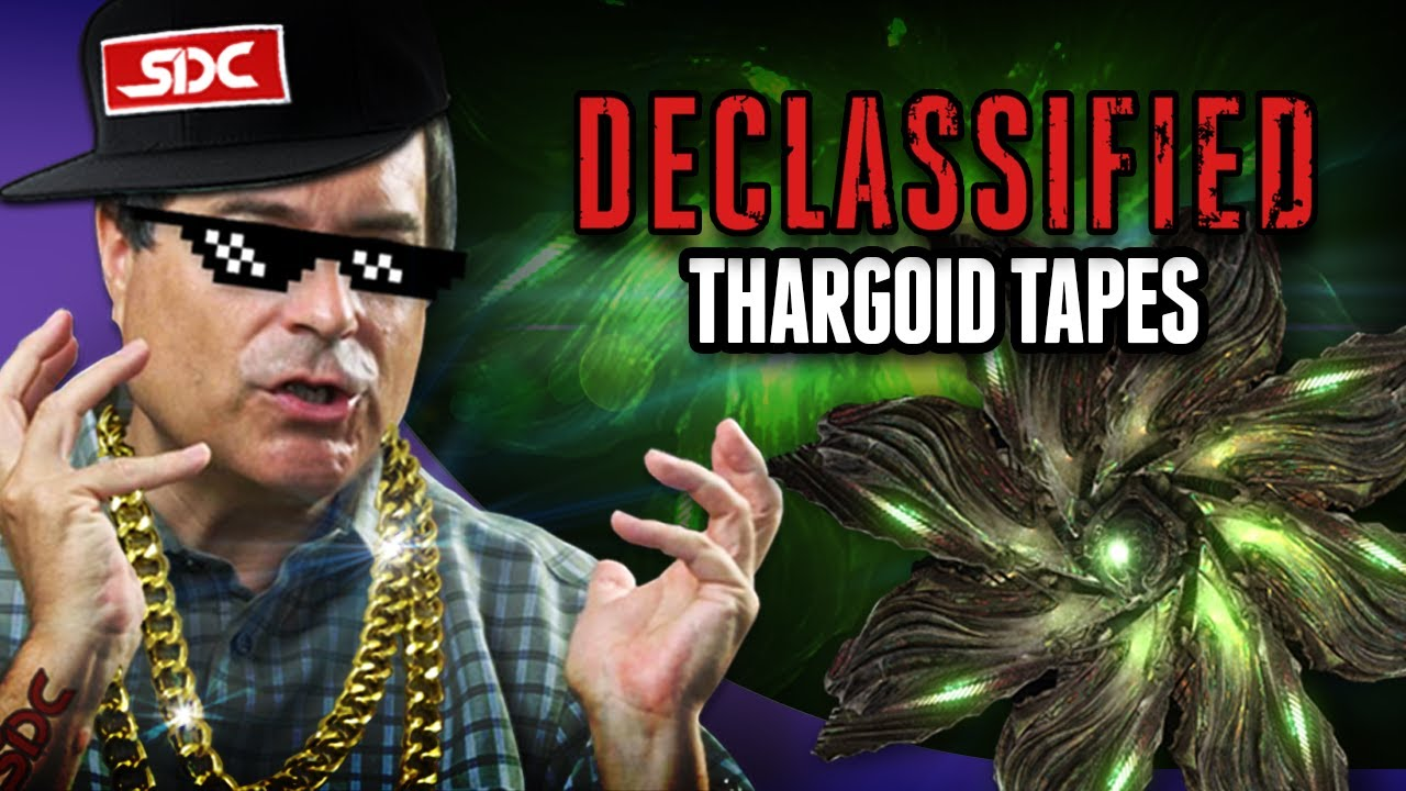 DECLASSIFIED: Thargoid Alien Tapes (Official Video)