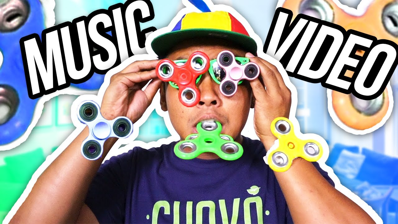 Guava Juice — Fidget Spinner Song [Official Music Video]