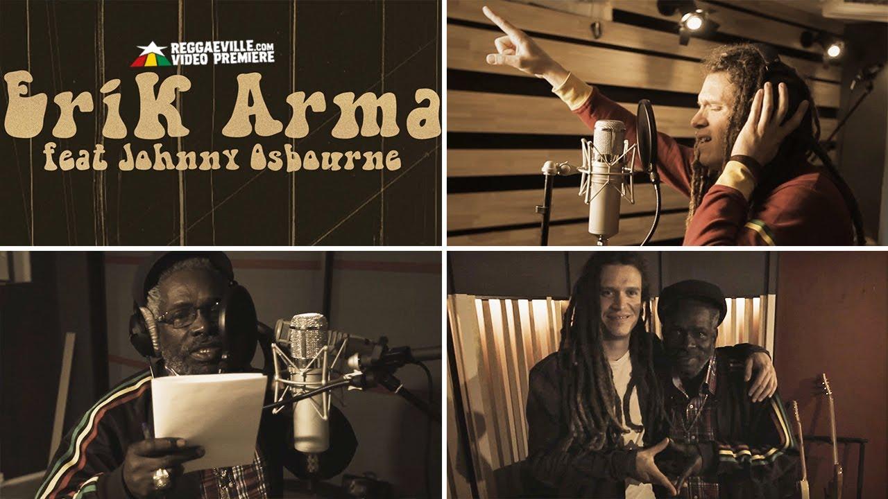 Erik Arma feat. Johnny Osbourne — Peace [Official Video 2017]