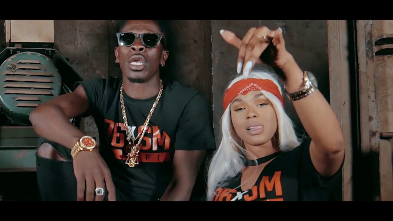 LOUSIKA X SHATTA WALE — OPAMPAM (OFFICIAL VIDEO)