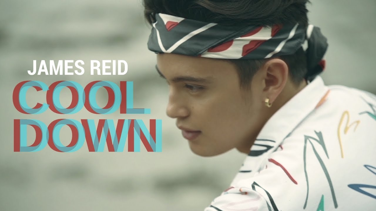 James Reid — Cool Down [Official Music Video]