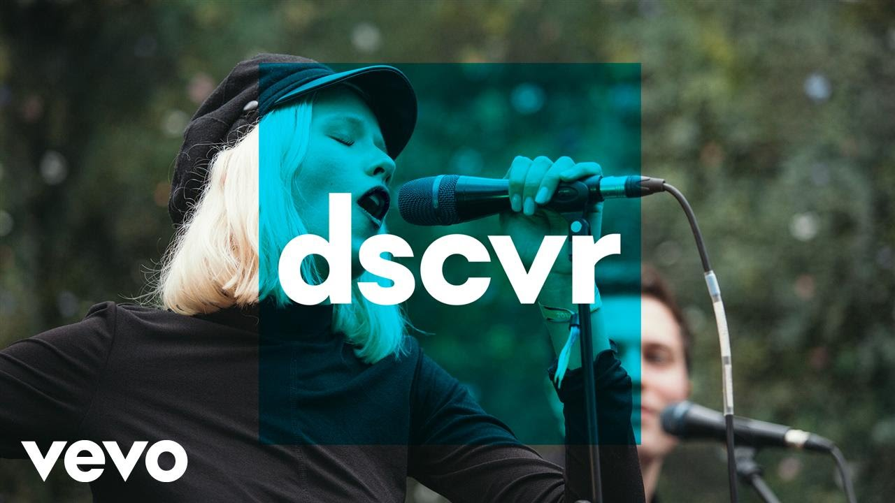 Dagny — Wearing Nothing (Live) — Vevo dscvr @ The Great Escape 2017