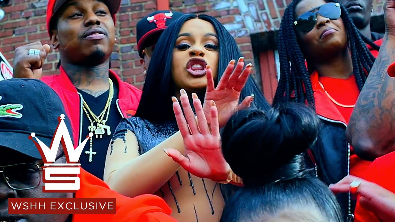 Cardi B «Pull Up» (WSHH Exclusive — Official Music Video)