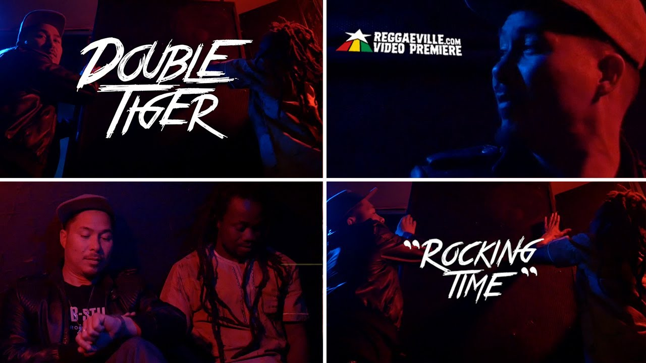 Double Tiger — Rocking Time [Official Video 2017]