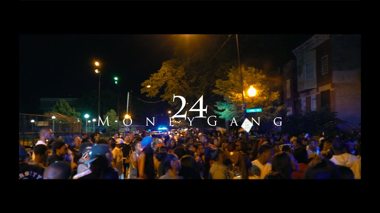 24 MoneyGang «Light Show» (Fathers Day Picnic) (Official Video) Shot By | @KyroKush