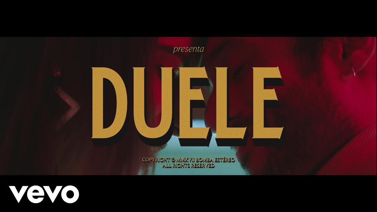 Bomba Estéreo — Duele (Official Video)