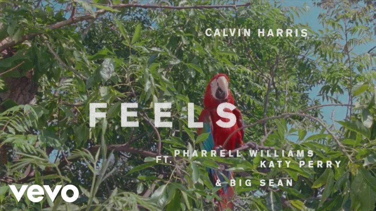Calvin Harris — Feels (Audio Preview) ft. Pharrell Williams, Katy Perry, Big Sean