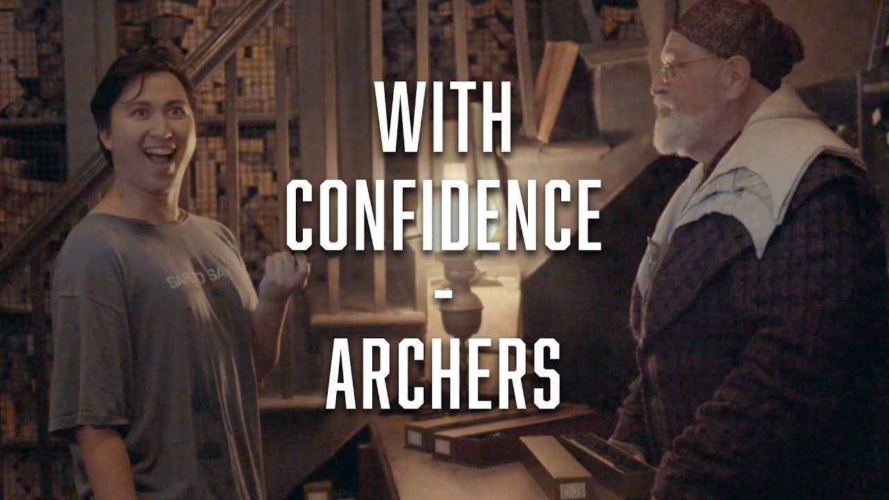 With Confidence — Archers (Official Music Video)