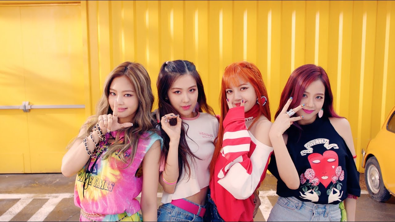 BLACKPINK — '마지막처럼 (AS IF IT'S YOUR LAST)' M/V