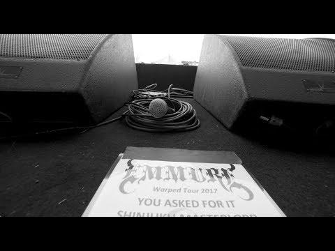 Emmure — Warped Tour Update #1 (OFFICIAL VIDEO)