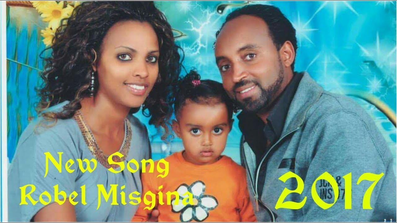 Robel Misgina Official video ከመለኪ ፍቅረይ Eritrean Music 2017.