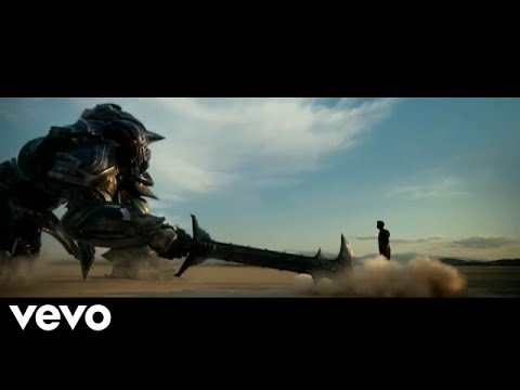 Sia — Testosterone (from «TRANSFORMERS 5: The Last Knight») [Official Video]