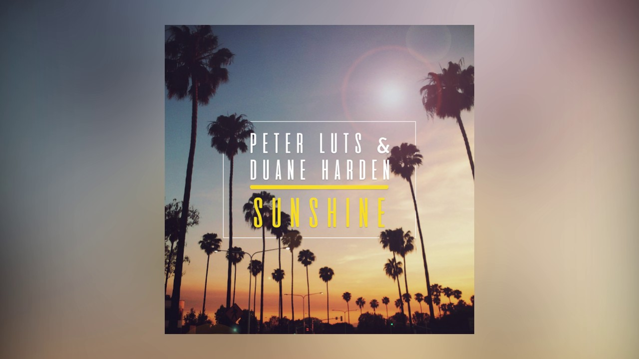 Peter Luts & Duane Harden — Sunshine (Cover Art) [Ultra Music]