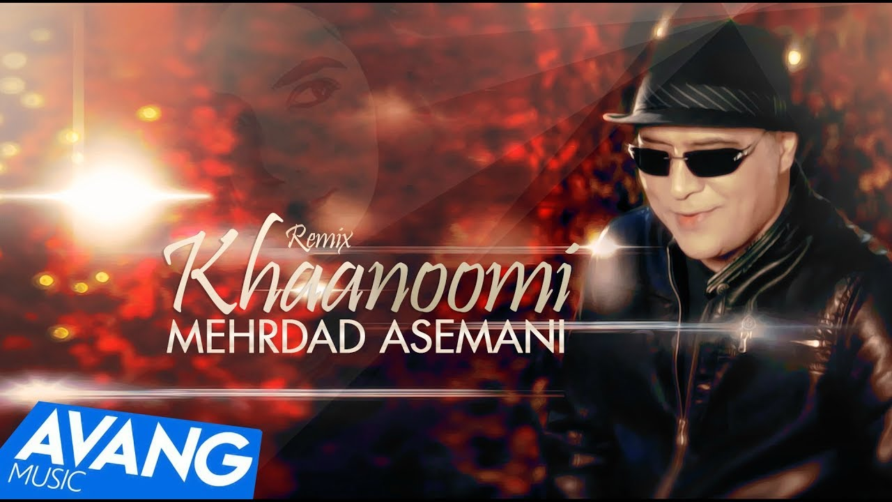 Mehrdad Asemani — Khanoomi Remix OFFICIAL VIDEO HD — YouTube
