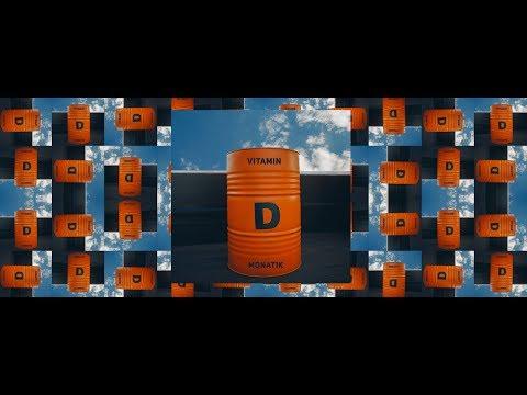 MONATIK — Vitamin D (Official Video)