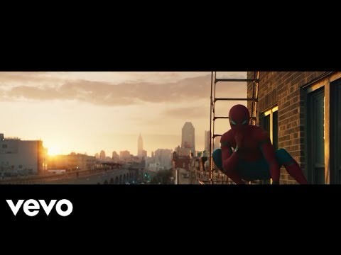 Sia — The Fight (From Spider-Man: Homecoming Soundtrack) [Official Video]