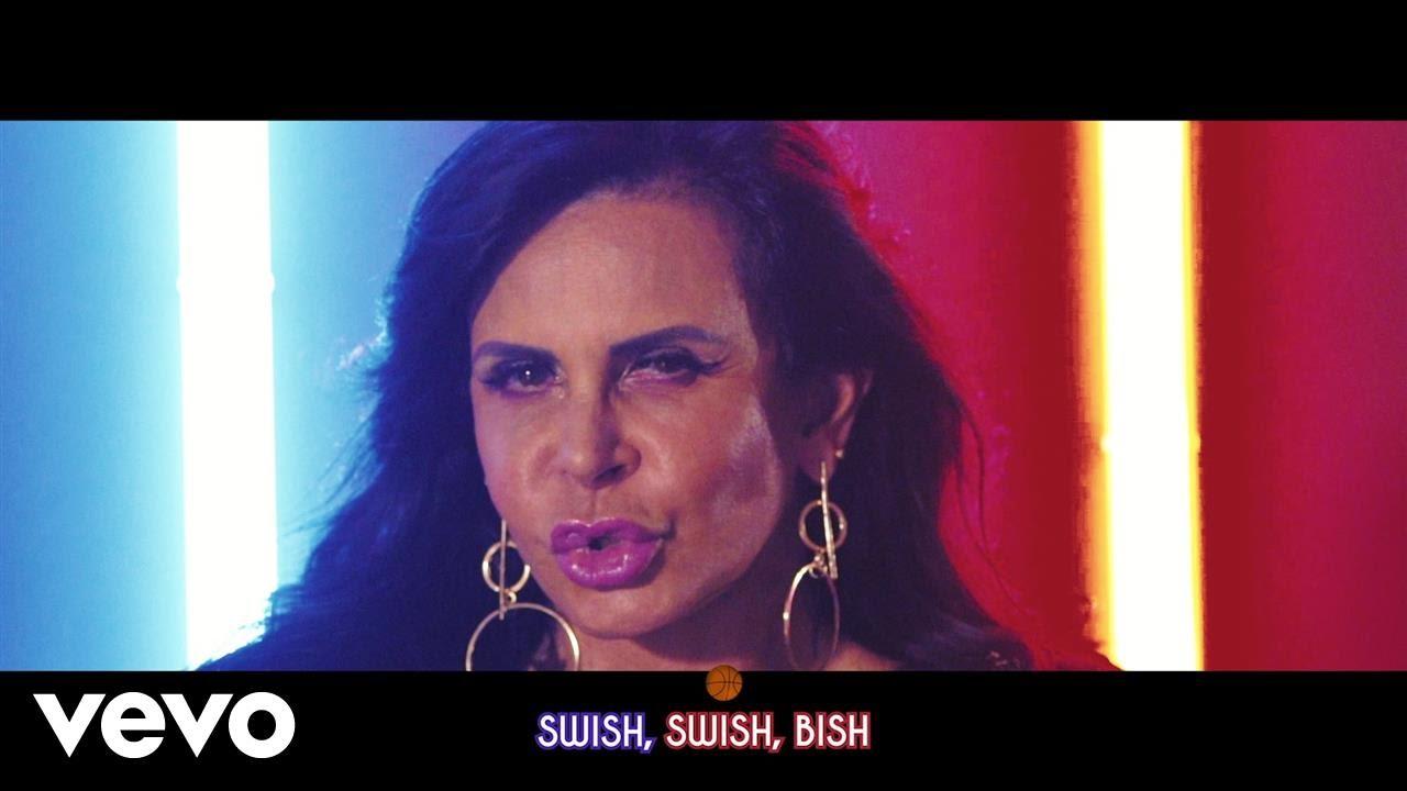 Katy Perry — Swish Swish (Lyric Video Starring Gretchen) ft. Nicki Minaj
