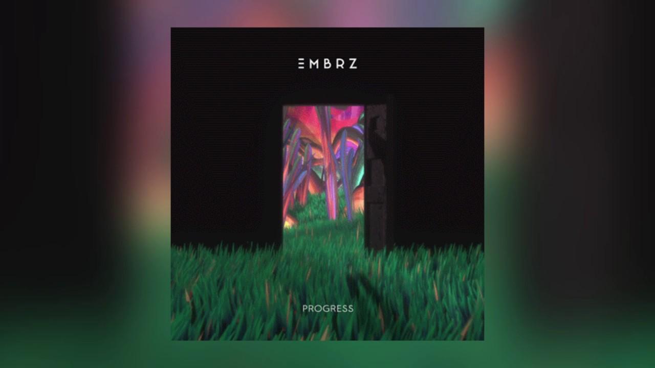 EMBRZ — Fire feat. pennybirdrabbit (Cover Art) [Ultra Music]