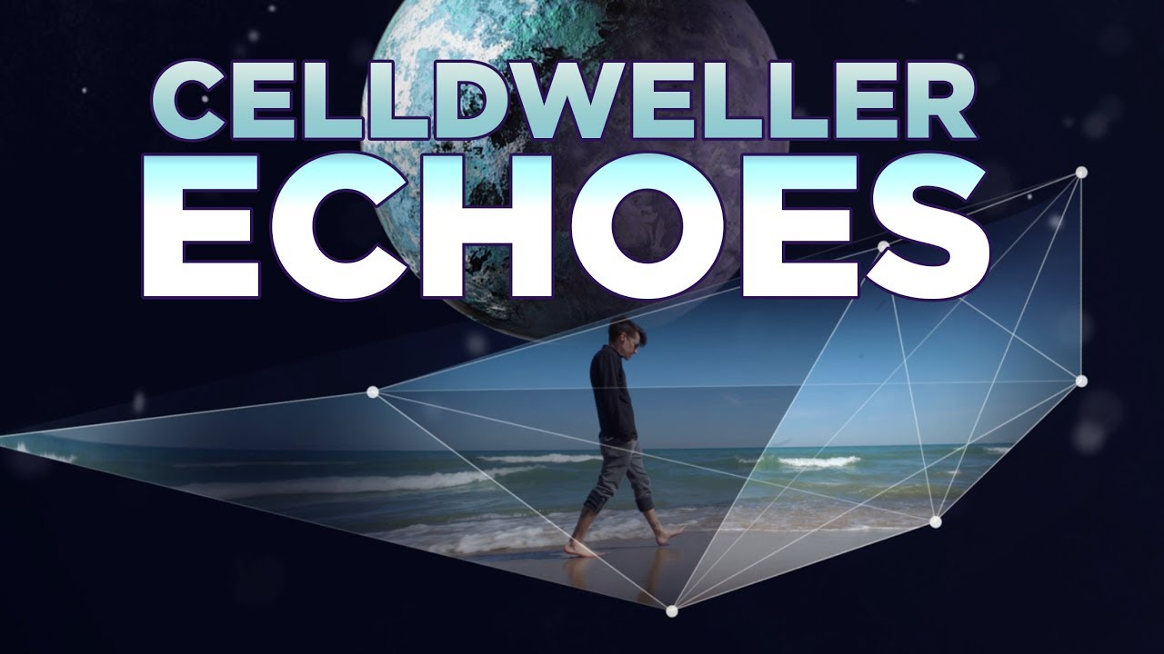 Celldweller — «Echoes» (Official Music Video)