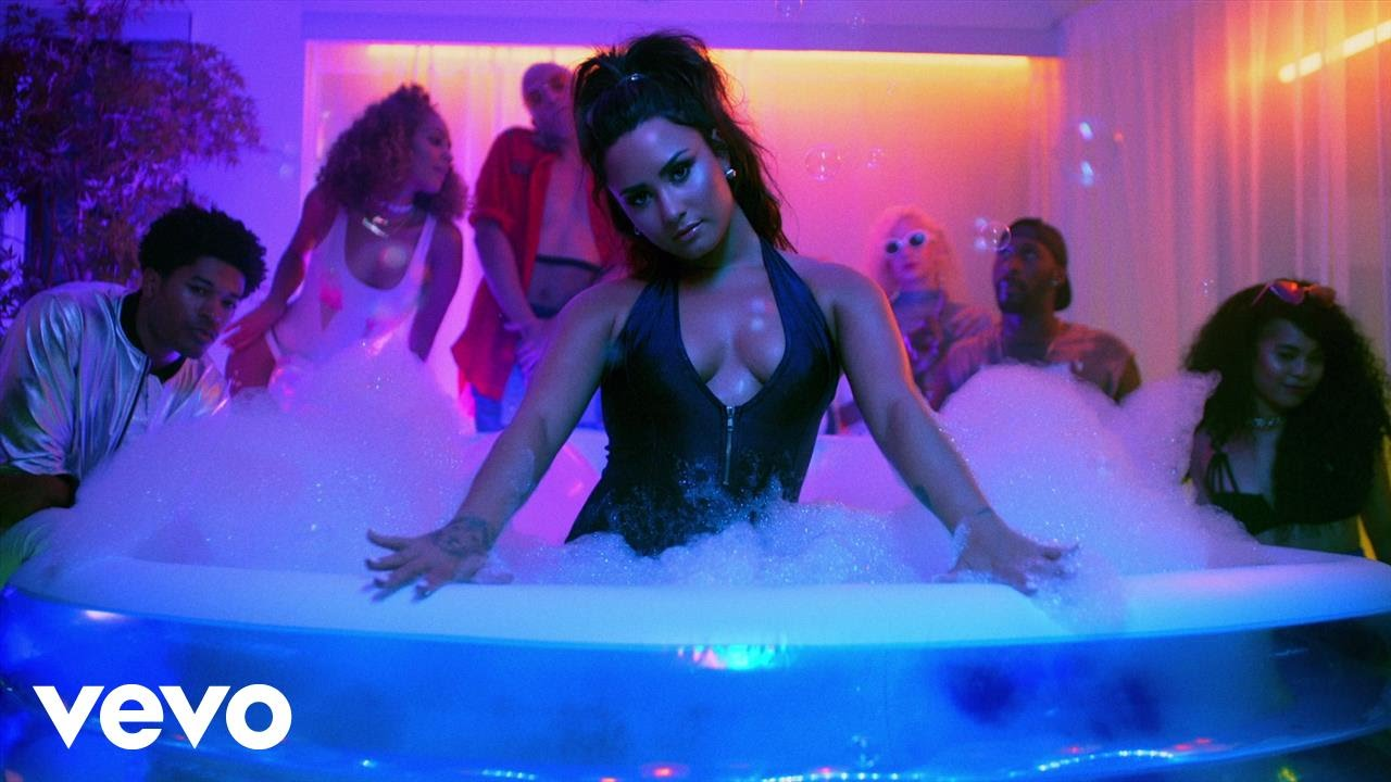 Demi Lovato — Sorry Not Sorry