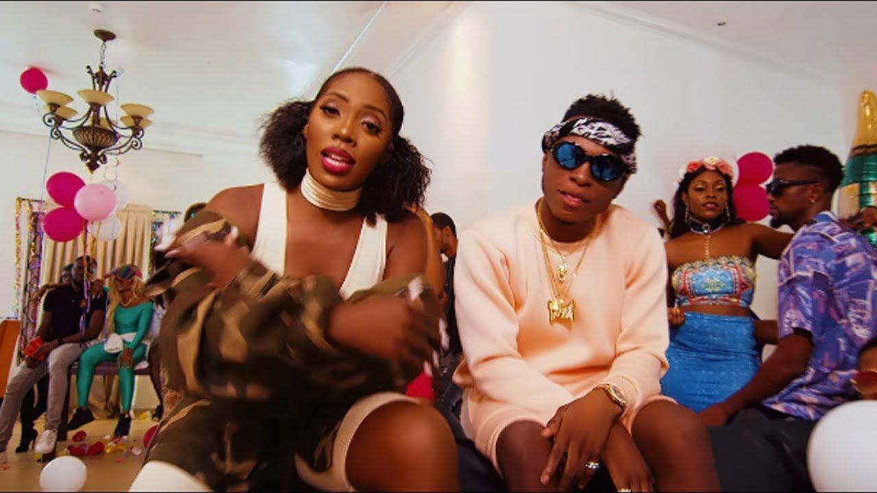 Dj Kaywise x Tiwa Savage — Informate ( Official Video )