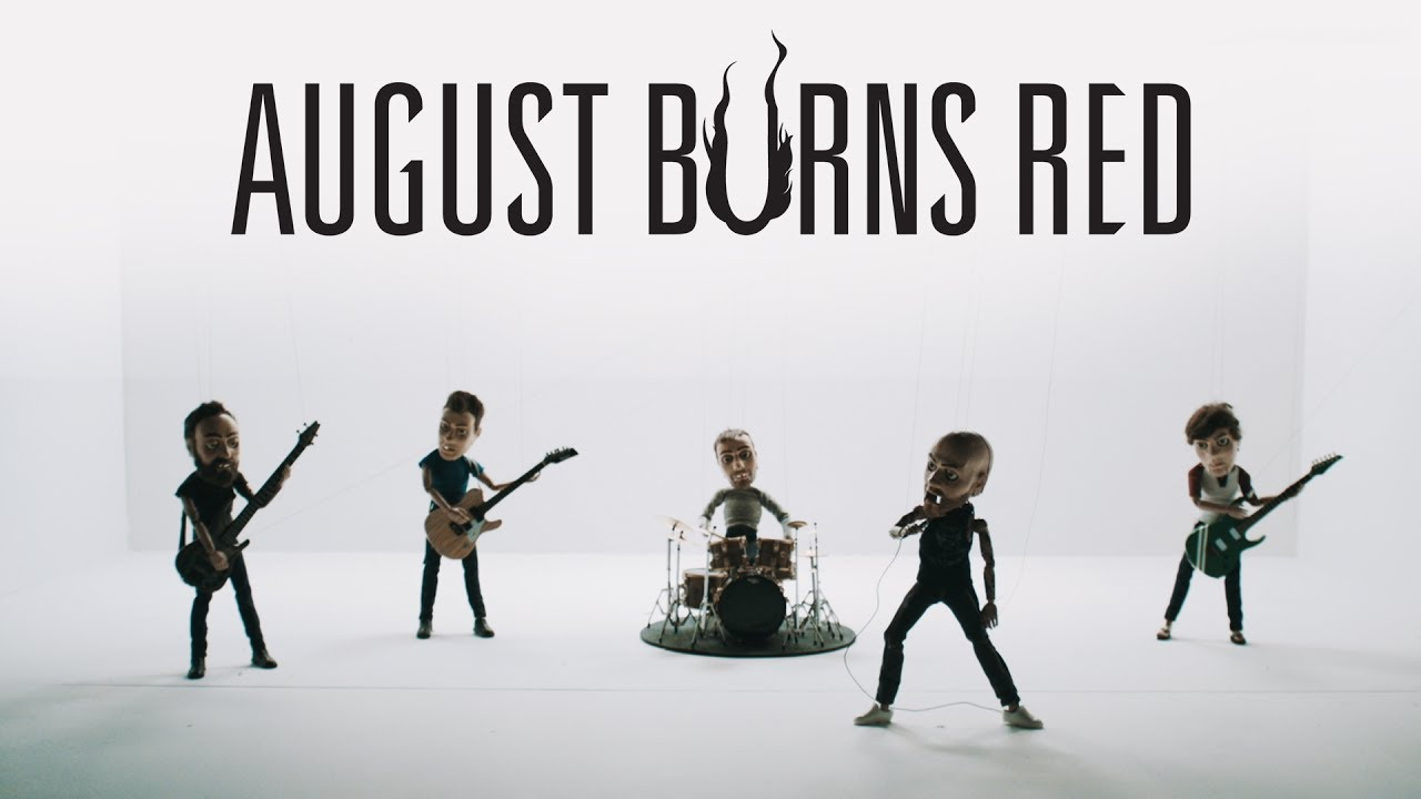 August Burns Red — Invisible Enemy (Official Music Video)