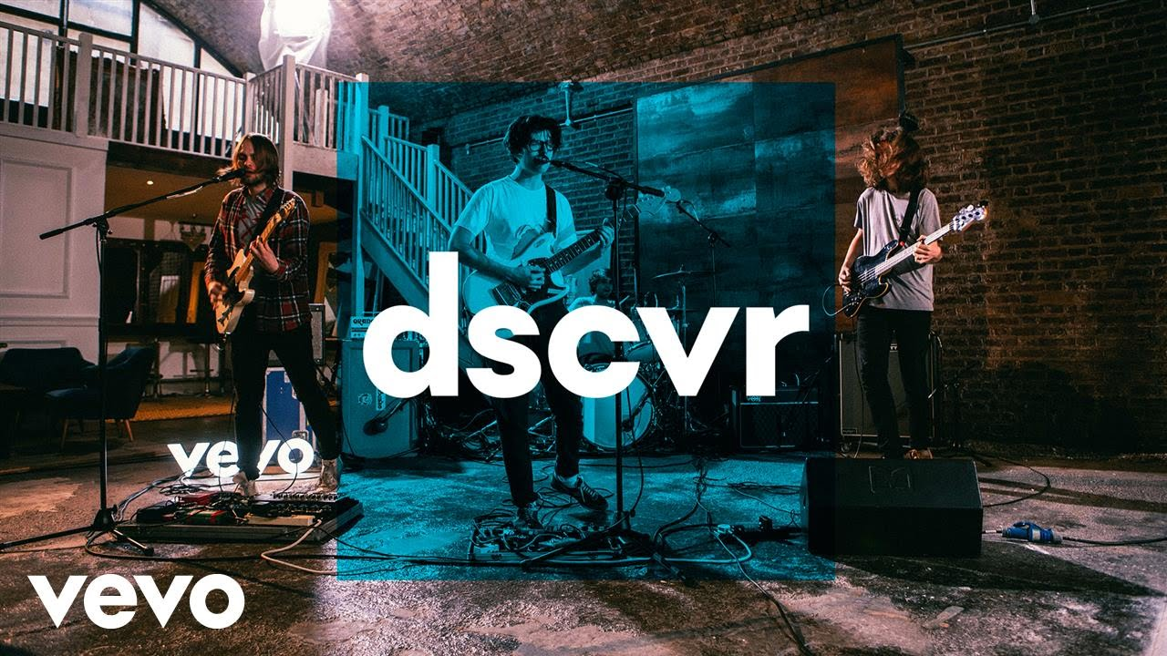 Vevo — Barbiturates — Vevo dscvr (Live)