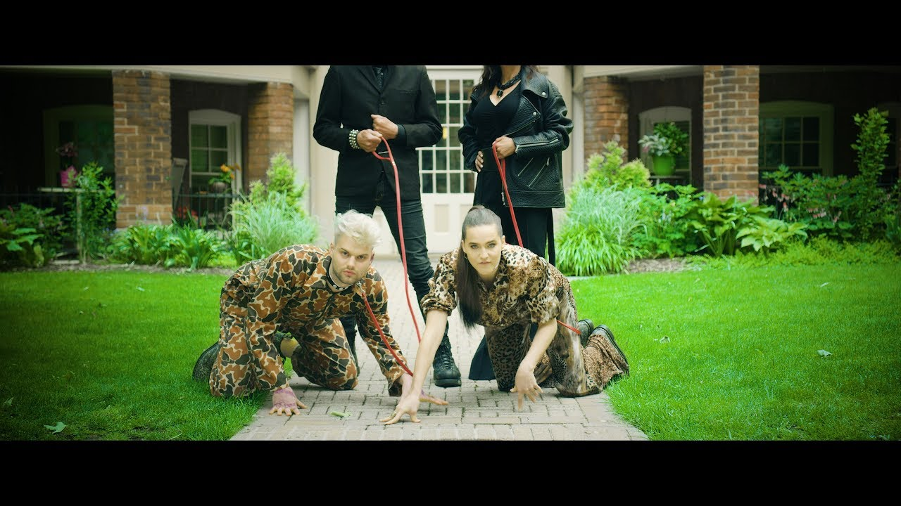SOFI TUKKER — F*ck They (Official Video) [Ultra Music]