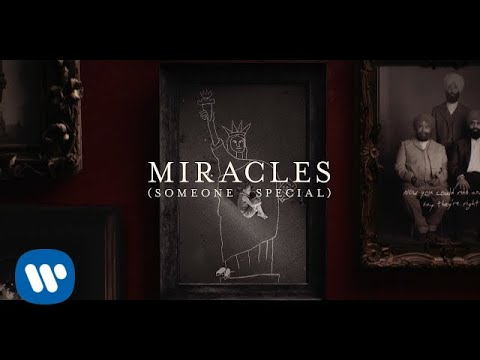 Coldplay & Big Sean — Miracles (Someone Special) — Official Lyric Video