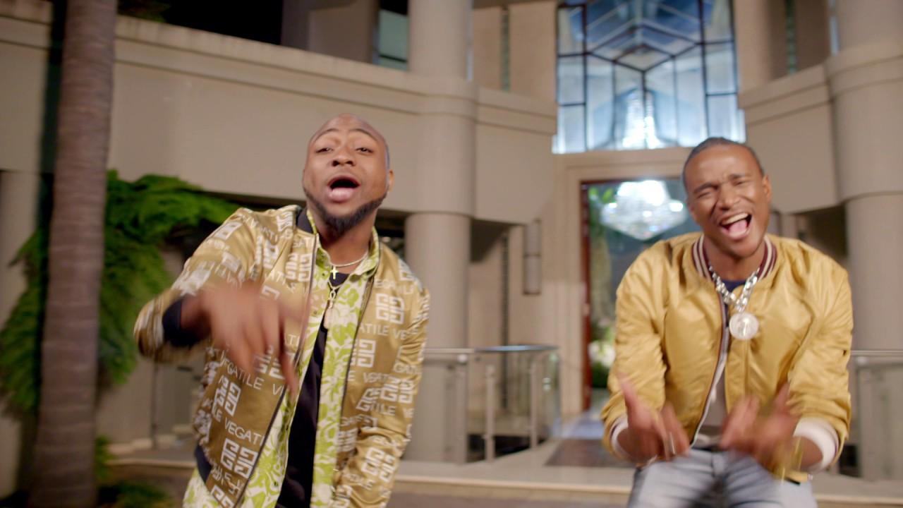 Jah Prayzah ft. Davido — My Lilly (Official Video)