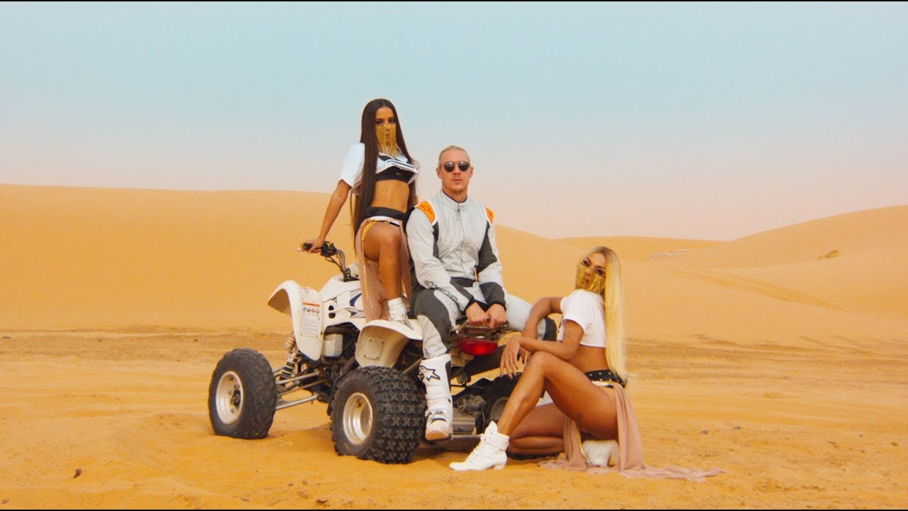 Major Lazer — Sua Cara (feat. Anitta & Pabllo Vittar) (Official Music Video)