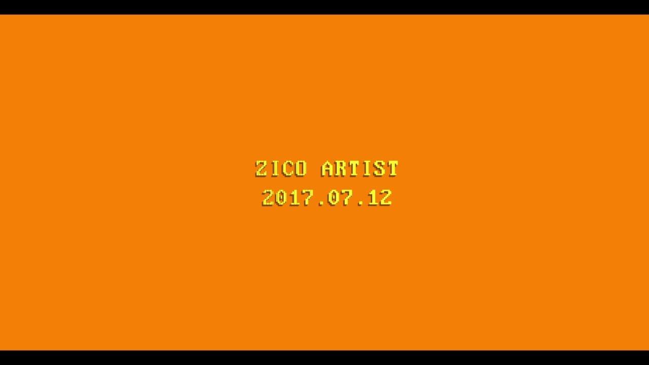 지코(ZICO) — Artist Official Music Video Teaser