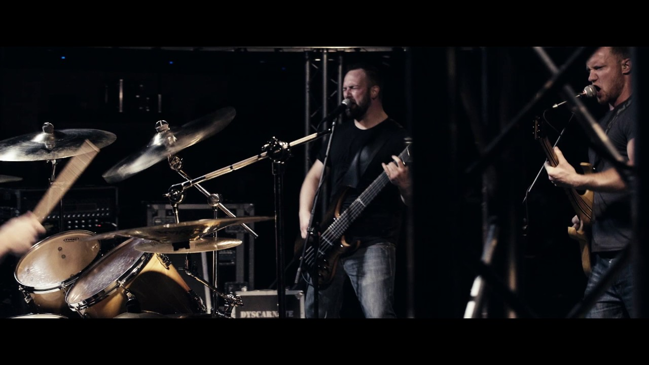 Dyscarnate-Iron Strengthens Iron(OFFICIAL VIDEO)