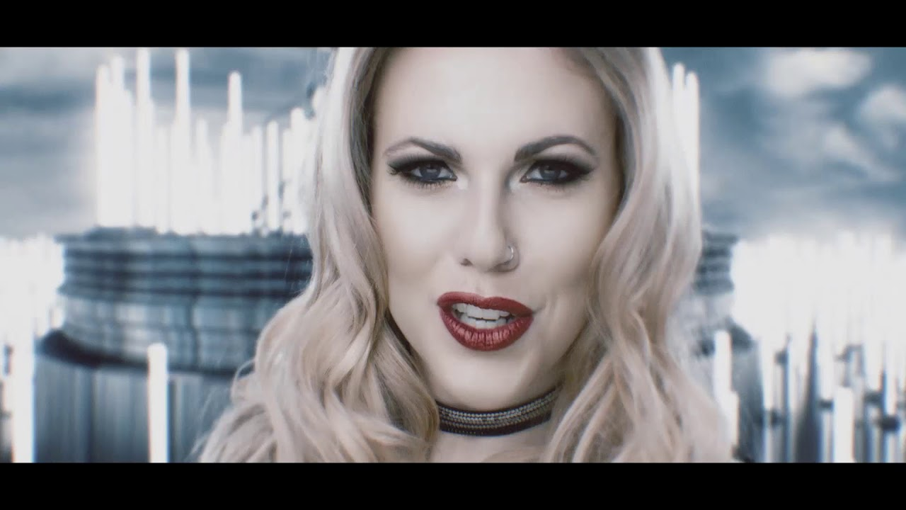 KOBRA AND THE LOTUS — Light Me Up (Official Video) | Napalm Records