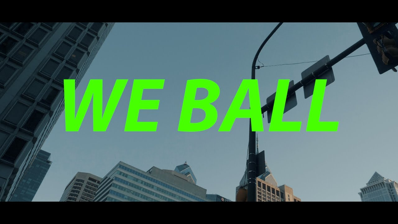 Meek Mill Ft. Young Thug — We Ball (Official Music Video)
