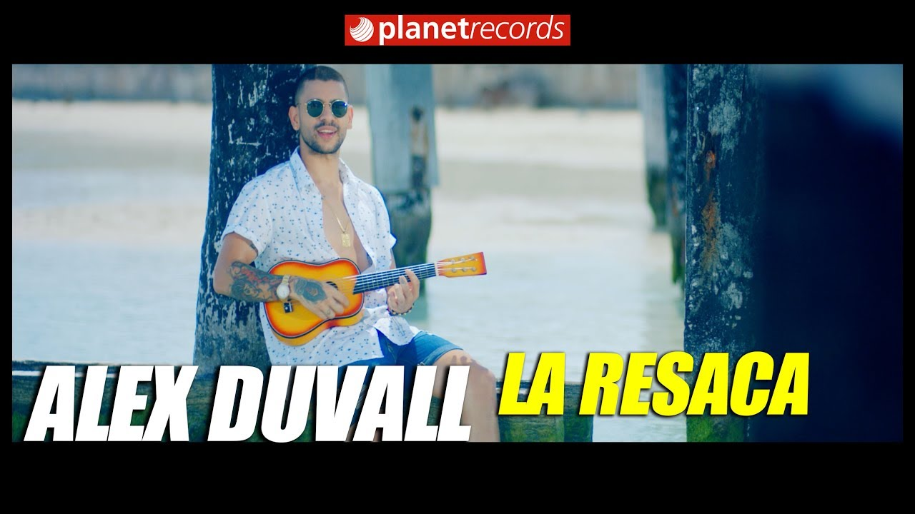 ALEX DUVALL — La Resaca 🇨🇺 [Official Video By Freddy Loons] Cubaton 2017 2018 Pop Latino