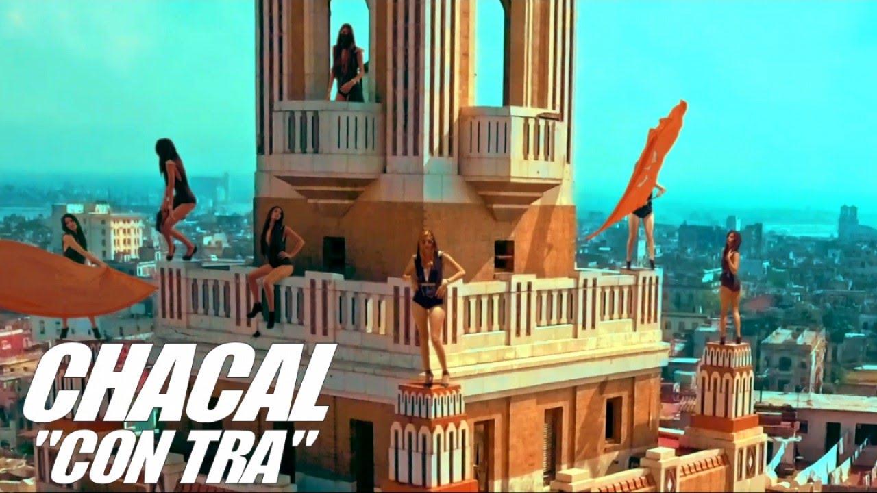 CHACAL — CON TRA — (OFFICIAL VIDEO) REGGEATON / CUBATON 2017
